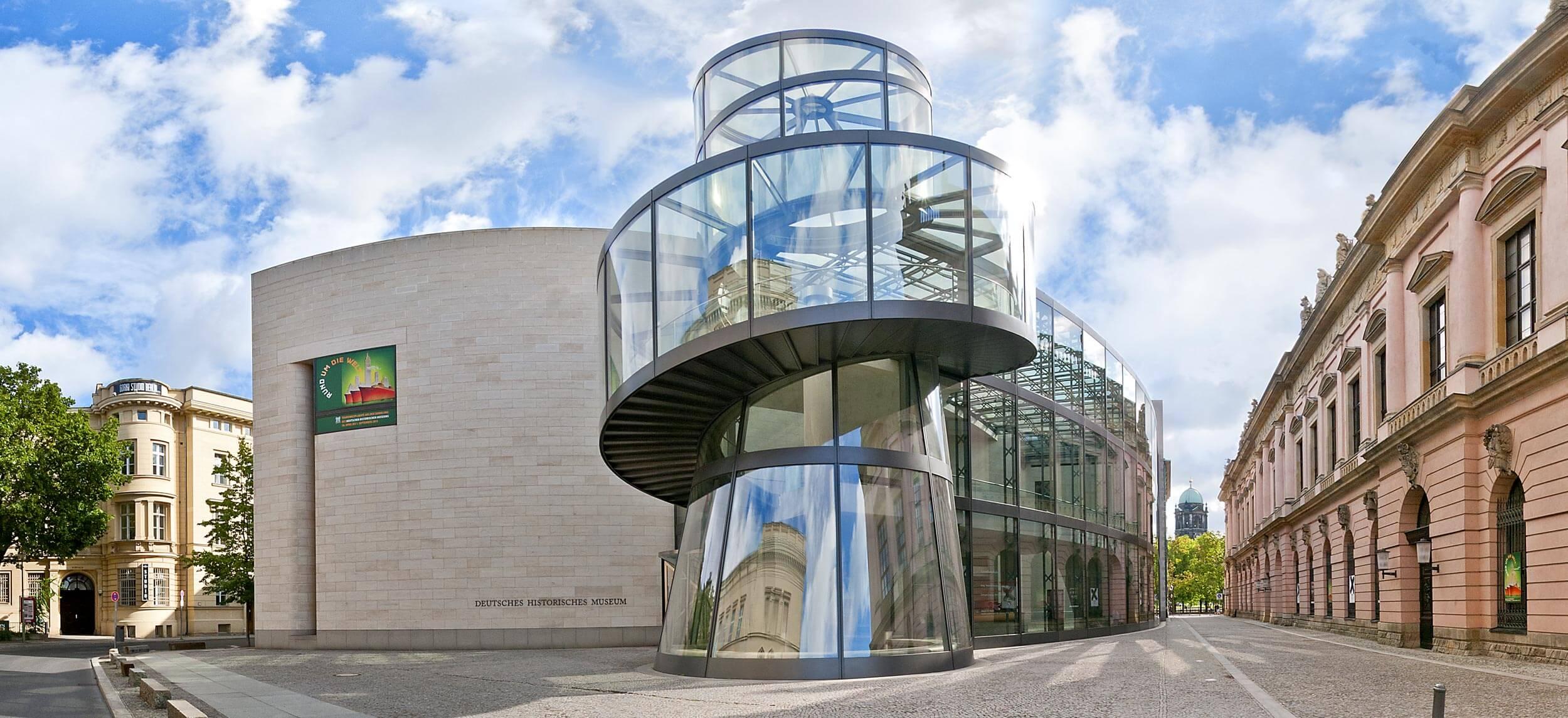360°-Tour - Deutsches Historisches Museum