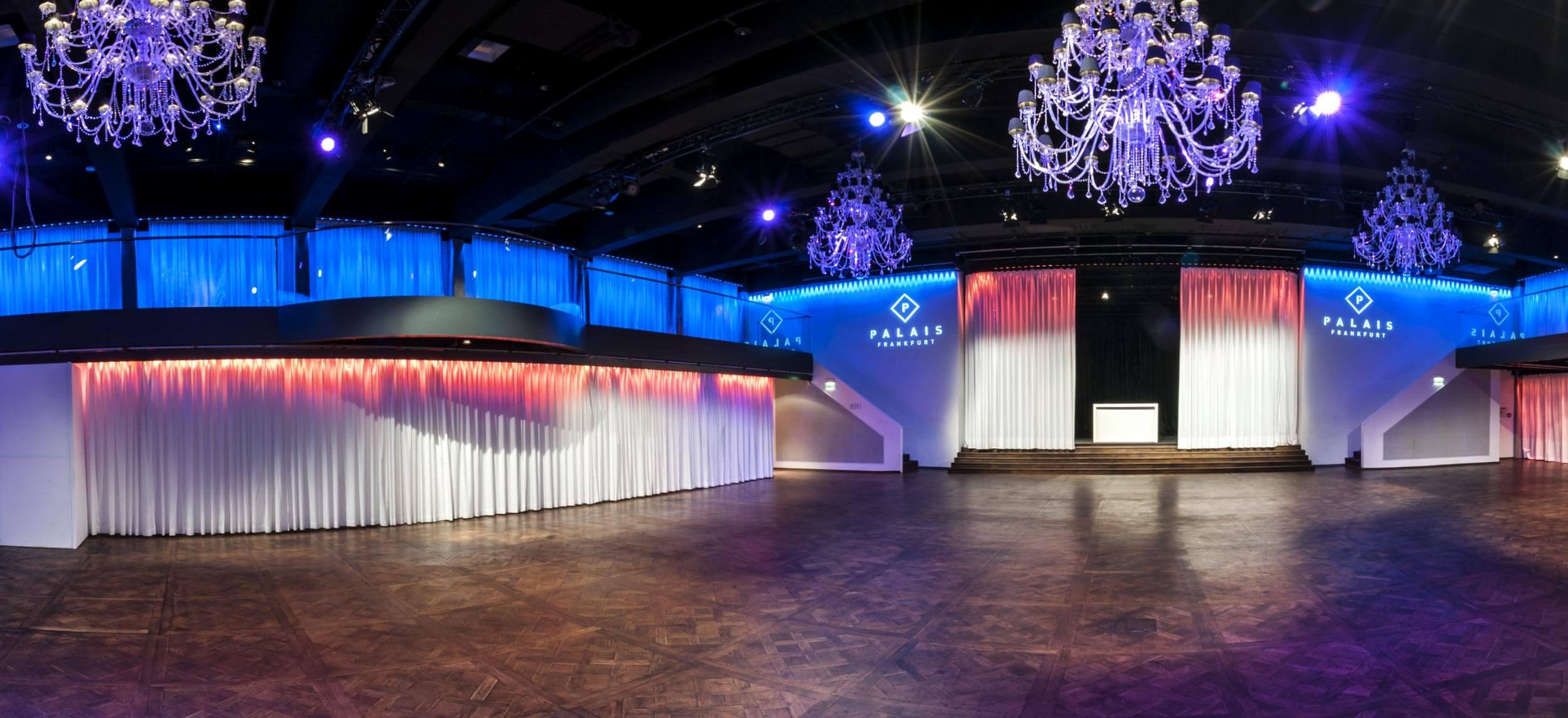 Virtuelle 360°-Tour Palais Frankfurt am Main für KOFLER & KOMPANIE