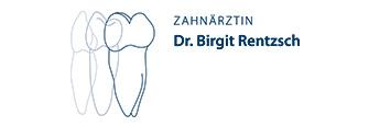 Zahnärztin Birgit Rentzsch Logo