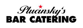 Plucinsky's Bar Catering Logo