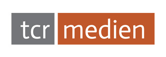 TCR Medien Logo