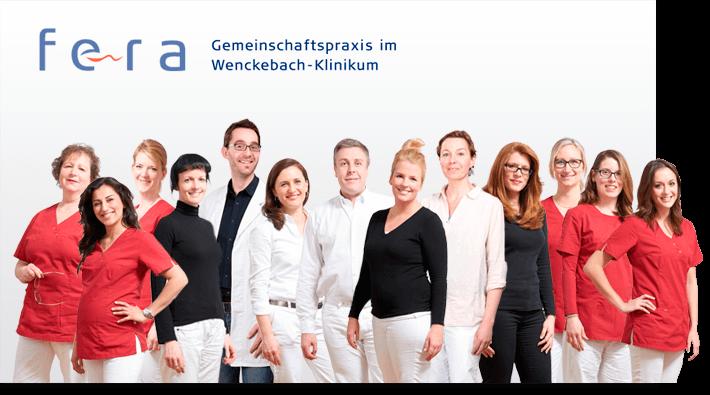 Flexibles Team-Bild Kinderwunschzentrum FERA Berlin
