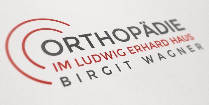 Logo für orthopädische Arztpraxis Wagner aus Berlin