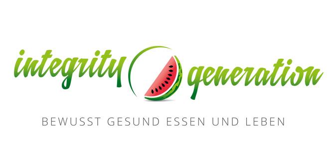 Logodesign für Integrity Generation, Gesundheits- und Integrity Coaching