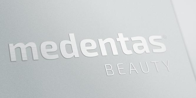 Logoentwicklung für die Zahnarztpraxis Medentas aus Rathenow