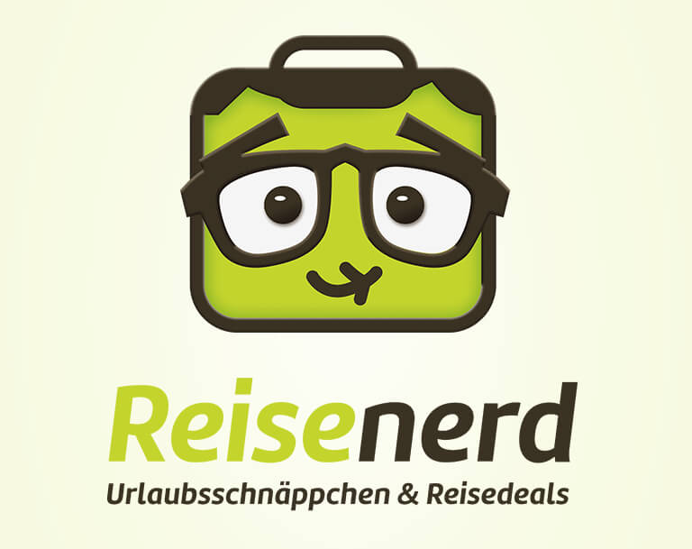 Logo Erstellung für Portal Reisenerd