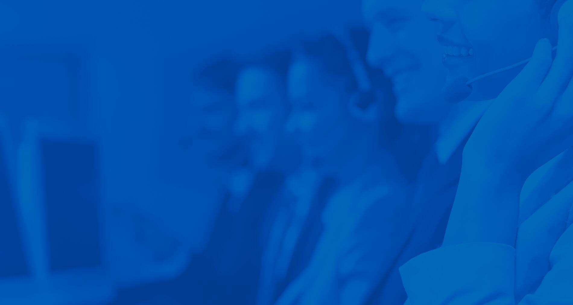 Telefonservice-Unternehmen: Website-Background