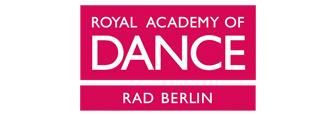 RAD Royal Academy of Dance - Logo