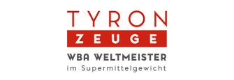 Tyron Zeuge - Logo