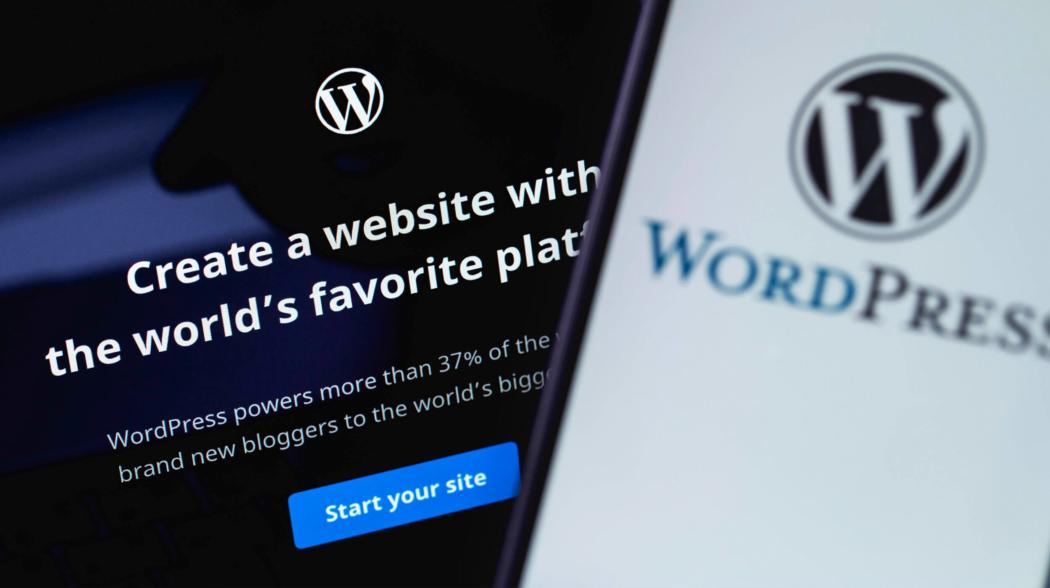 CMS WordPress Potsdam