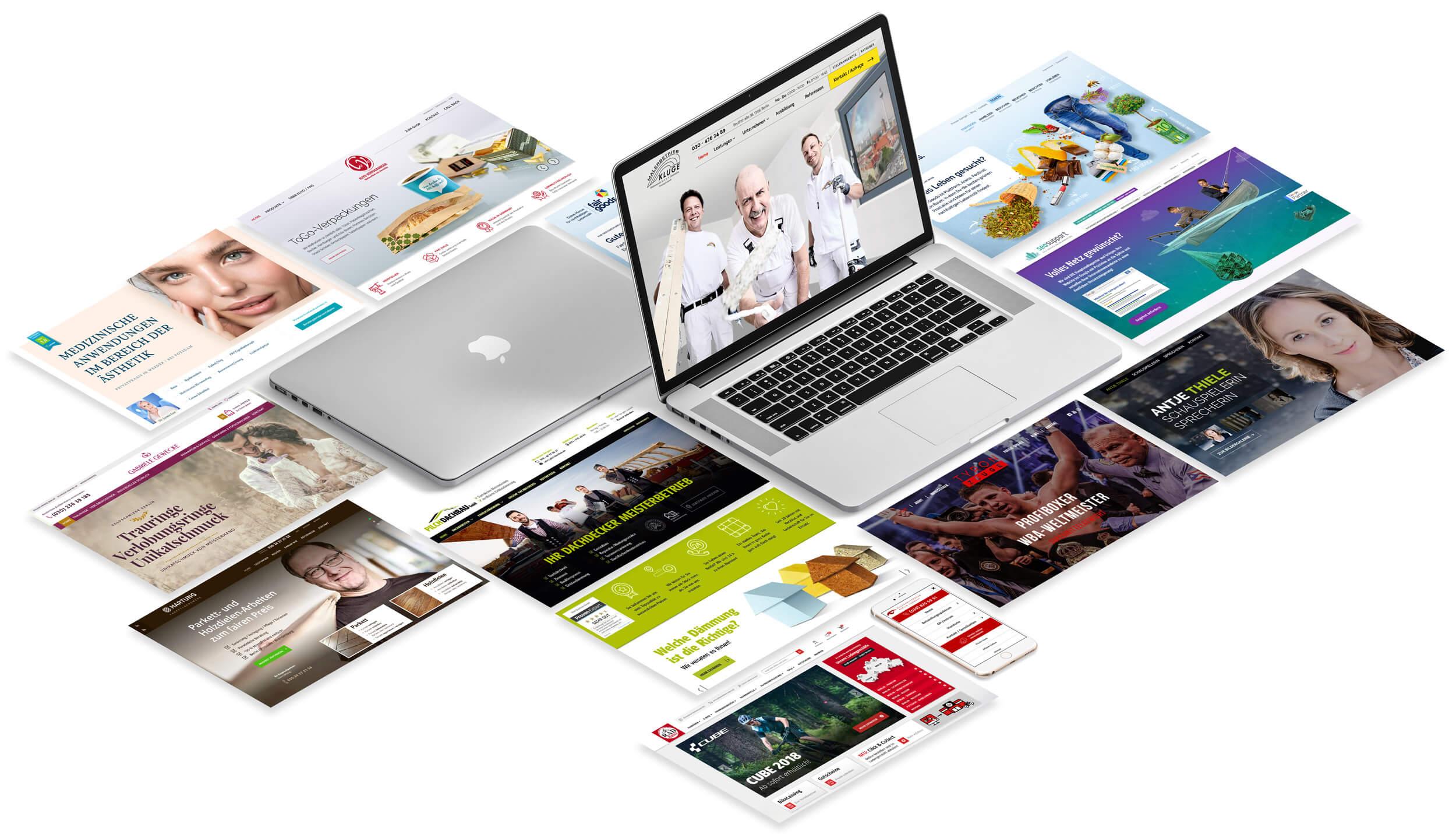 Website Relaunch oder eine neue Internetseite für internationale Kunden